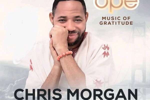 Ope by Chris Morgan