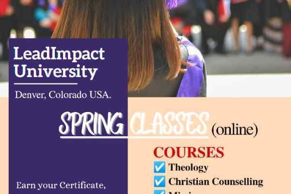 Online University Admission