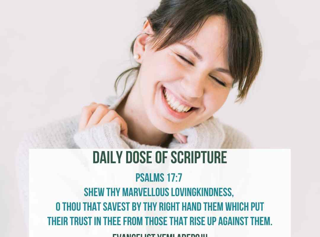 Daily Dos of Scripture