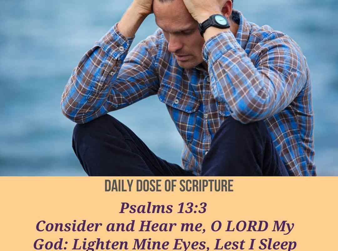 Daily Dose of Scripture Verse with Evang. Yemi Adepoju