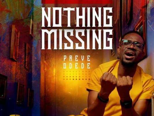 Nothing Missing by Preye Odede