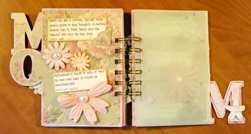 (Scrapbooking for Mom-luthersales.com)