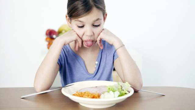 (Child Eating A Meal -  Shutterstock/ today.com)