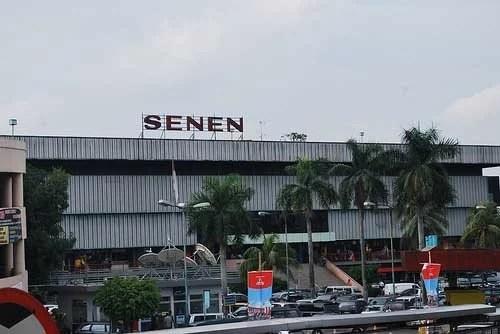 Pasar Senen Jakarta Pusat. Image: google