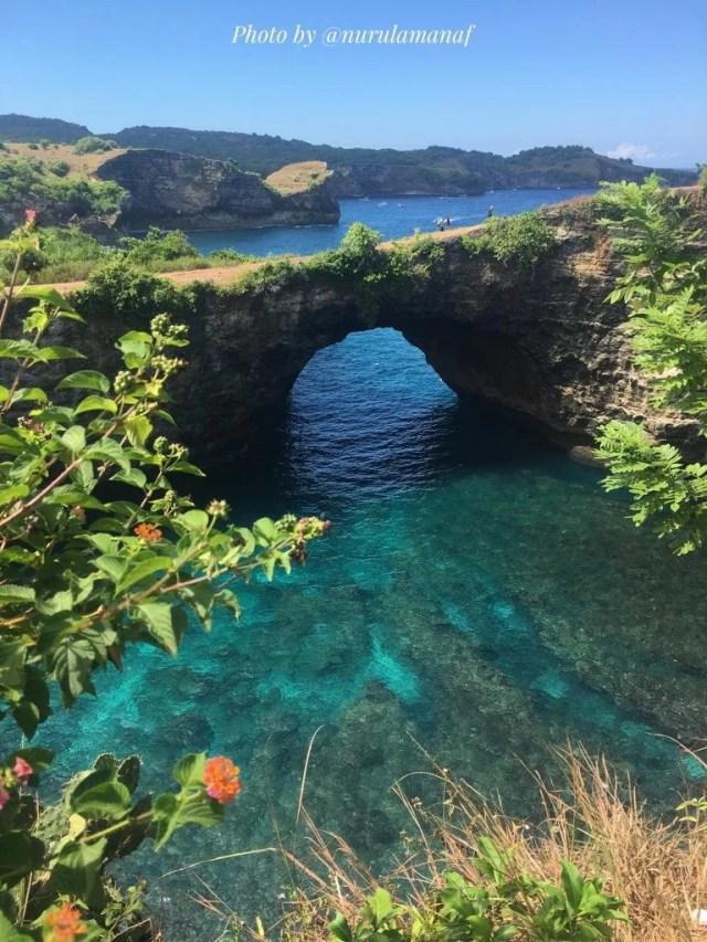 Keindahan Pesona Nusa Penida Bali