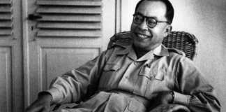 Muhammad Hatta, Wakil Presiden Pertama Indonesia.