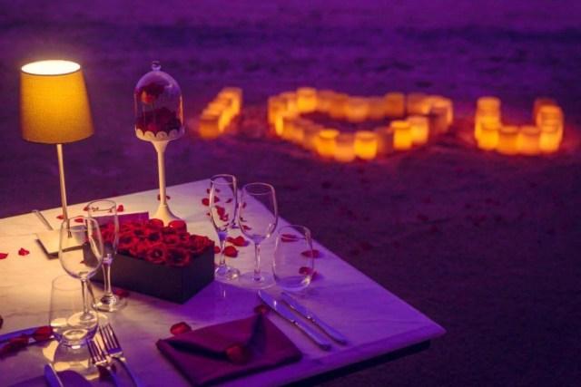 Hotel Melia Bali Tawarkan Suasana Romantis di Moment Imlek dan Valentine