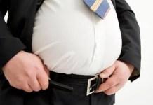 cara hilangkan lemak perut