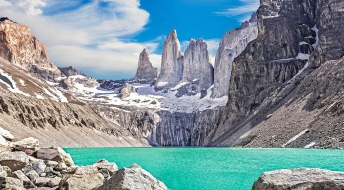 Taman Nasional Torres del Paine, Chili