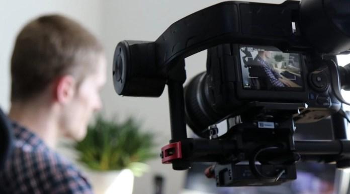 pembuatan film menggunakan kamer