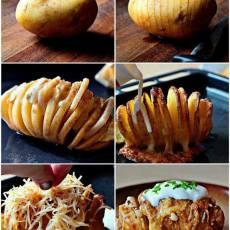 Картофи - изненада за предястие