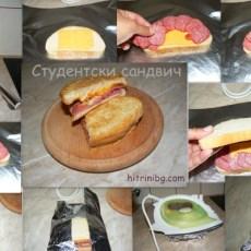 Студентски сандвич за отличници