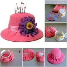 Игленик във формата на шапка