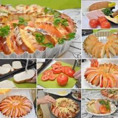Кейк -  рецепта за солен кейк с хляб