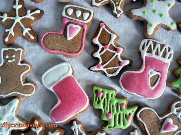 вкусни Коледни меденки