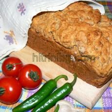 Пълнозърнест хляб със семена