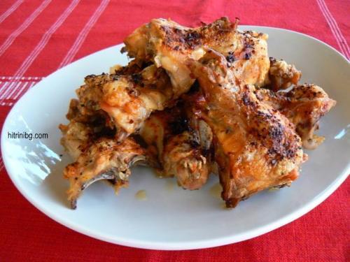 пилешки гръбчета