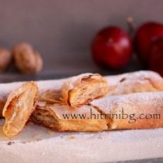 Домашен щрудел с ябълки