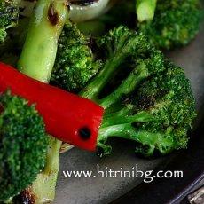 Успешни рецепти с броколи
