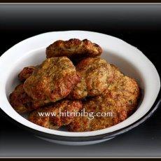 Кюфтета на фурна - традиционна рецепта