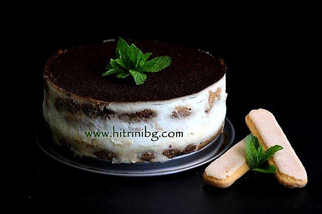 торта с нишесте