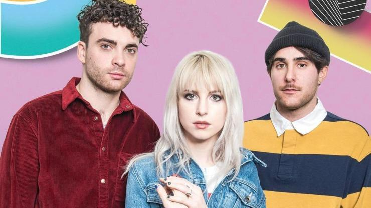 paramore concert 2018