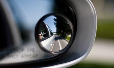 blind spot berkendara