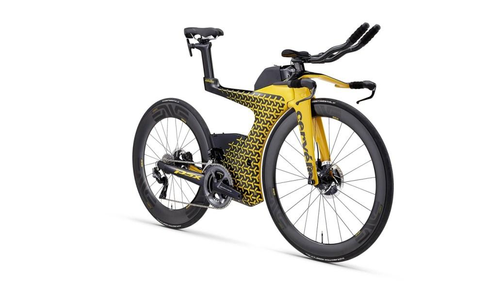Ini Dia Cervelo P5X, Sepeda Mewah Produksi