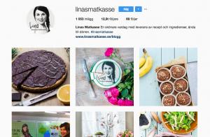 linas matkasse på instagram