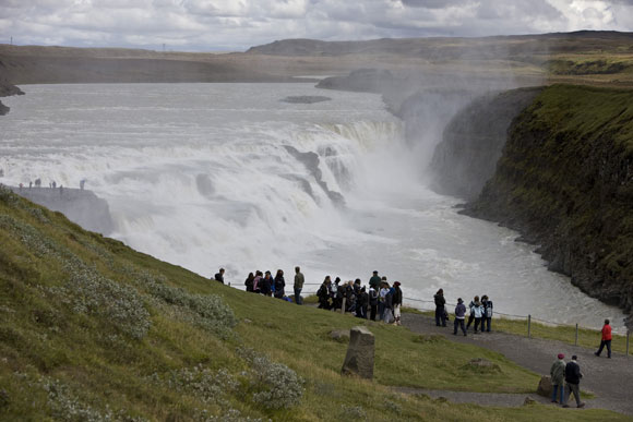 VIceland_Gullfoss_Waterfall