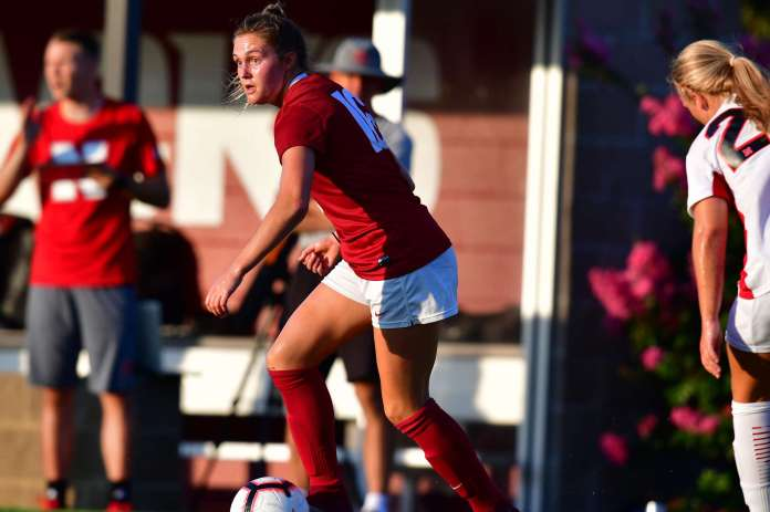 Arkansas plays to 1-1 draw with Minnesota at Rebel Classic