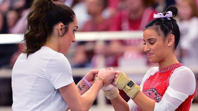 Hogs pick up six titles, but fall to 20th-ranked Auburn on Friday