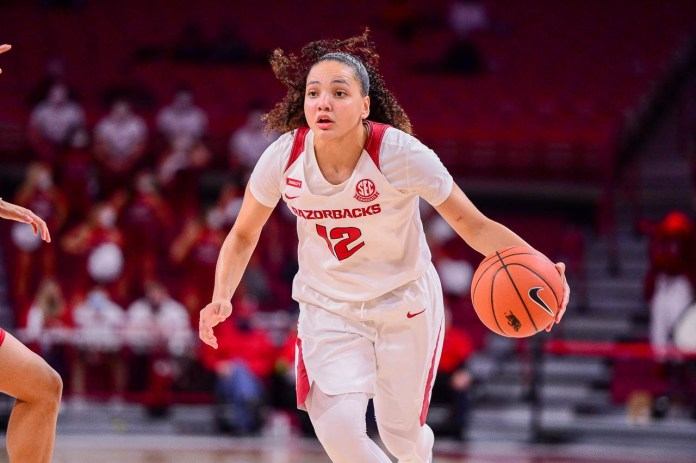 Hogs' seniors finish with night to remember, big SEC win