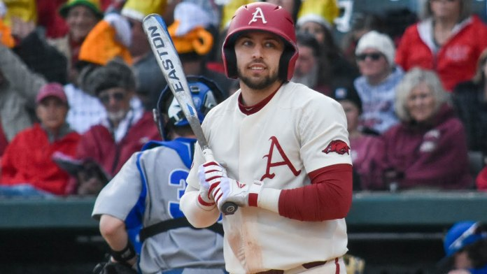 D1 Baseball's Rooney on why expectations should be high for Hog fans