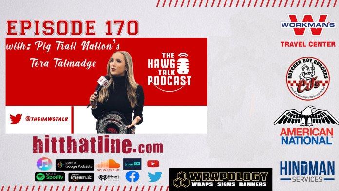 THE HAWG TALK PODCAST Episode 170: Tera Talmadge