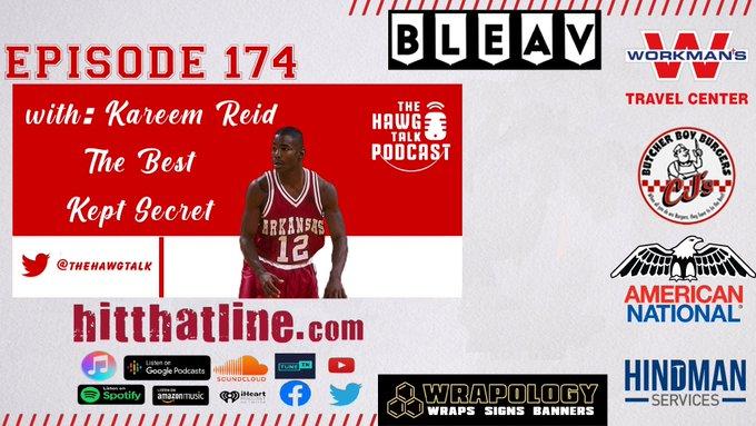THE HAWG TALK PODCAST Episode 174: Kareem Reid
