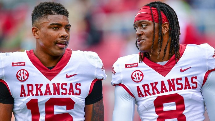 Questions may abound in spring, but not at wide receiver