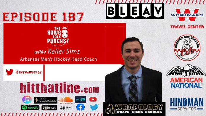 THE HAWG TALK PODCAST Episode 187: Keller Sims