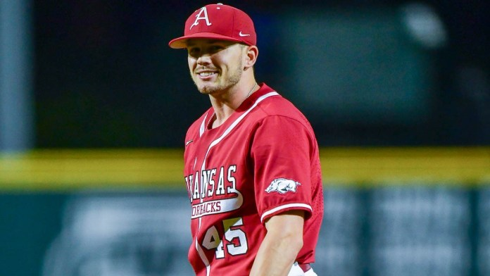 After being named top pitcher, Kopps wins Dick Howser Trophy