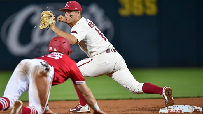 Nobody wanted a game Monday, but that's what Hogs have