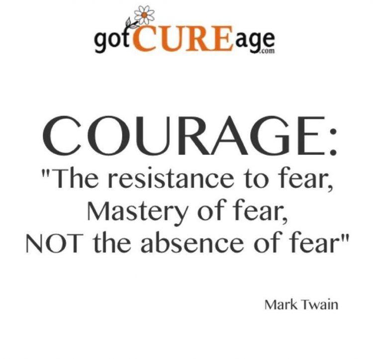 #StrengthAndStyle: gotCUREage?
