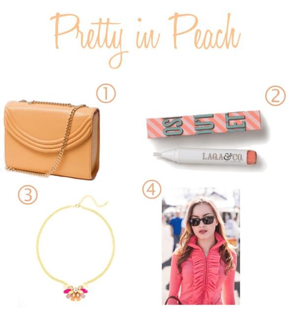 The Key Report: Pretty in Peach