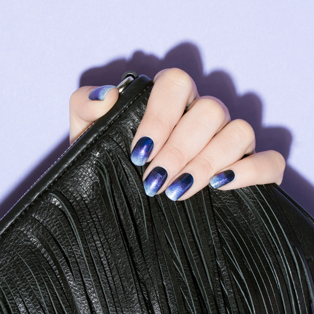 Nail Art Tutorial: Fall into Ombré with Julep