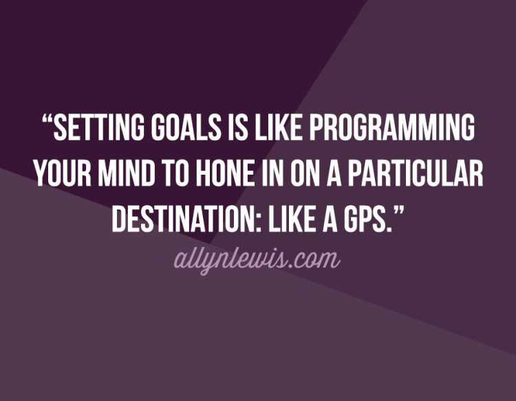 Rethink Your Resolutions: Writing Goals With Soul