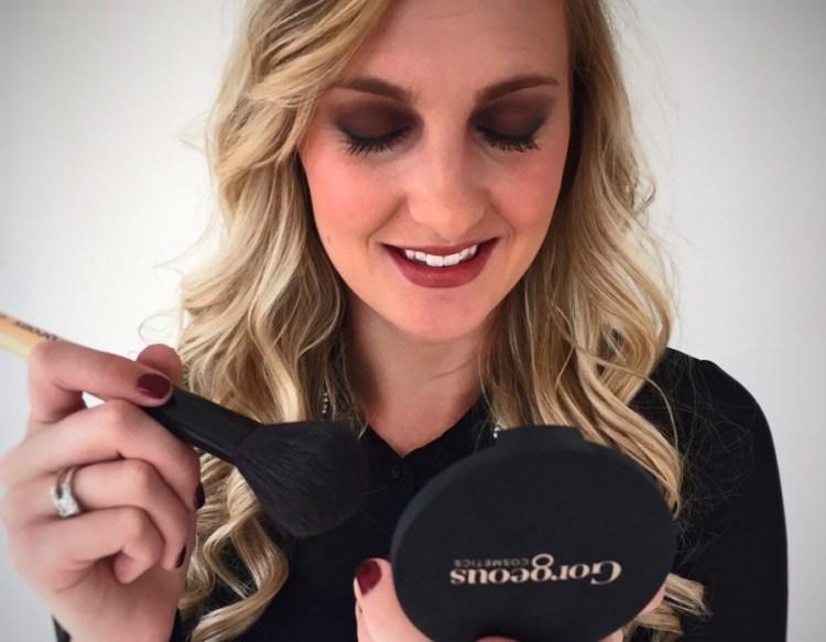 4 Steps to Smoldering Smokey Eyes with Gorgeous Cosmetics