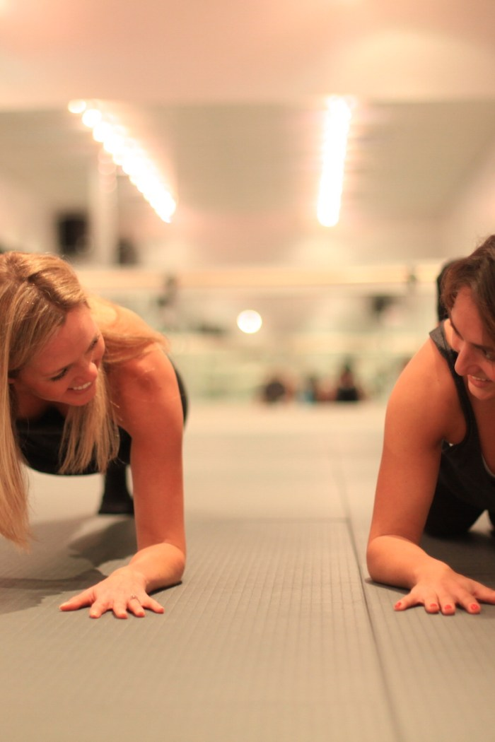 Just Add Friends: Why You Need a Workout Partner