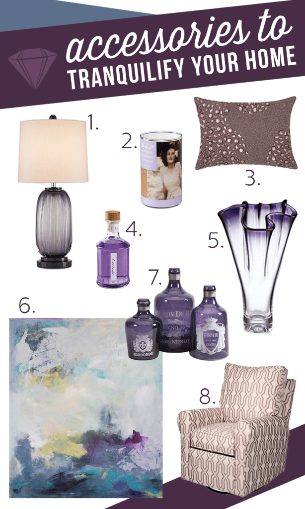 Accessories to Tranquilify Your Home