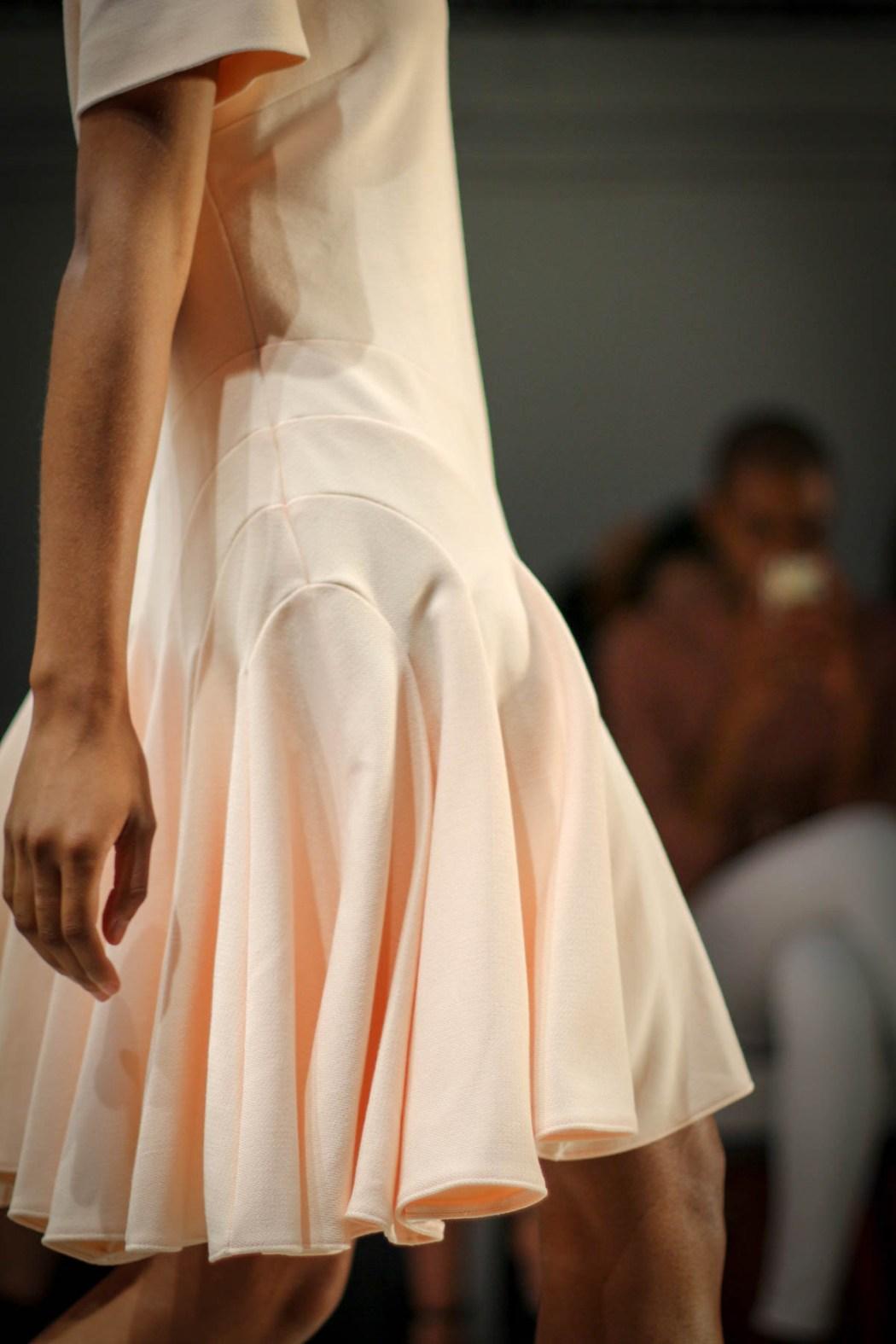 Dan Liu SS17 at New York Fashion Week