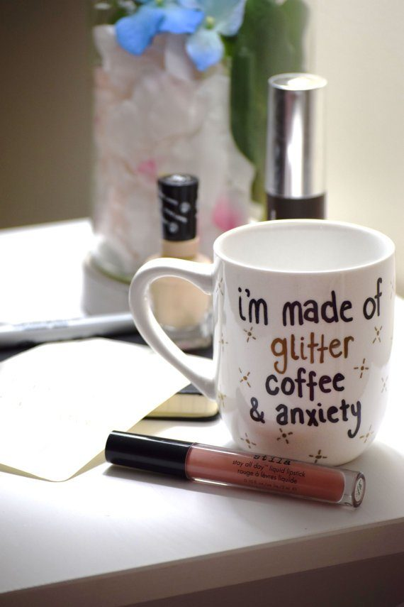 15 Little Things Every Person With Anxiety Needs - Smidge Of Creativity Mug