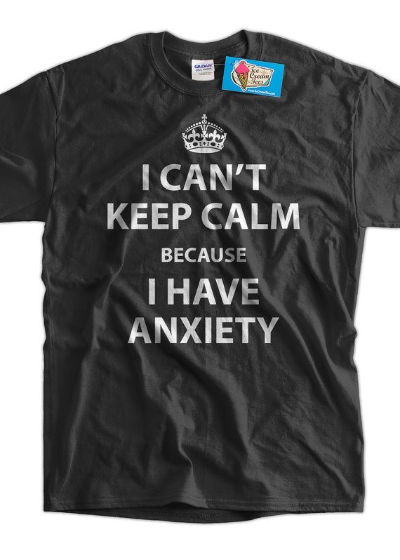15 Little Things Every Person With Anxiety Needs - Ice Cream Tees
